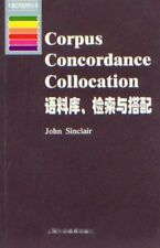 Corpus, Concordance, Collocation(English)