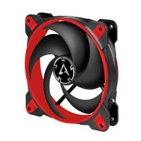 Arctic BioniX P120 Pressure Optimised 120mm Gaming Fan with PWM PST - Red