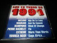 Cd LE 15 TUBES DE 1991 Elmer Food Beat Maurane Dana DAWSON New Kids On The Block