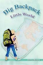 NEW Big Backpack - Little World by Donna Morang