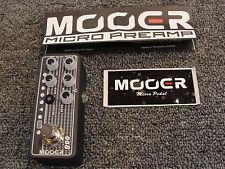 Mooer Micro Preamp 008 Cali-MK 3 Guitar Effects Pedal Based on Mesa Boogie MKIII
