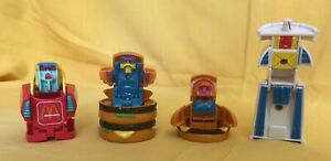 COLLECTIBLE 1990 MCDONALDS CHANGEABLES HAPPY MEAL TRANSFORMERS