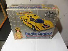 Vintage 1977 Cox Radio Control ZInterceptor Radio Control Car  .