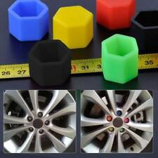 20Pcs Silicone Car Wheel Nut Covers Lug Dust Bolt Cap Hub Screw Rim Protect Caps