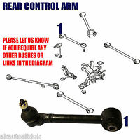 FOR HONDA ACCORD 03-08 REAR SUSPENSION LINK ARM TRACK CONTROL ROD + BALL JOINT