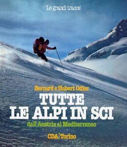 Tutte le Alpi in Sci dall' Austia Al Mediterraneo Odier CDA Montagna Torino 🤩🤩