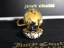 """Juicy Couture """"Black Label"""" Faberge Egg Charm - Exquisite!"""