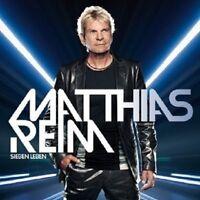 """MATTHIAS REIM """"SIEBEN LEBEN"""" CD NEU"""