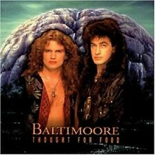 """BALTIMOORE """"THOUGHT FOR FOOD"""" CD ------ 13 TITEL ------  NEUWARE"""