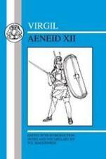 Virgil: Aeneid Xii (latin Texts) (bk. 12): By Virgil