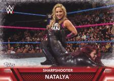 2017 Topps WWE Women's Division Sammelkarte, Finishers  # F-4 Natalya