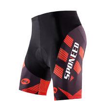 Cycling Shorts Men's Spinning Biking Pants Half Sleeve Cycling Clothing MTB US M