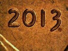2013 P 1DO-10 Lincoln Cent Doubled Die