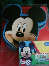 NEW Mickey Mouse Clubhouse Disney Birthday Party Invitations 8 Cards