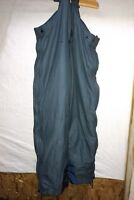 CANADIAN ARMY WINTER ARCTIC BIB PANTS - SIZE 76-38 - GORETEX
