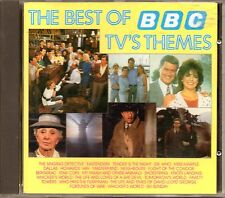 THE BEST OF BBC-TV'S THEMES 24 track CD Peter Howell Consort Justin Hayward