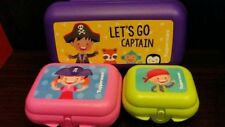 Tupperware oyster keepers set