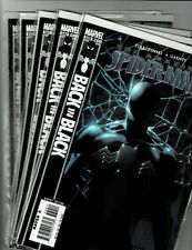 5 Amazing SPIDER-MAN lot Back in Black #539, 540, 541, 542, 543 Straczynski NM