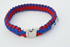 King Cobra Dog Collar With Metal Buckle - UP TO 50CM