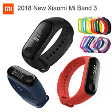 For Xiaomi Mi Band 3 Adjustable Soft Silicone Strap Wristband Bracelet