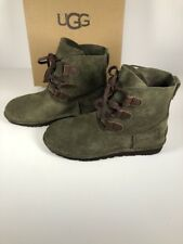 UGG Elvi Women's Boots Spruce Size 8 SPRC 1017534 - NEW IN BOX