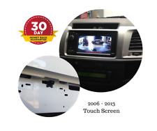 Reverse Camera Kit for Toyota HILUX Factory Screen 2006 to 2013 SR Sr5 Workmate