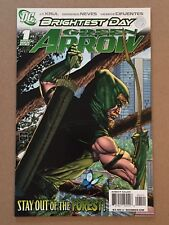 GREEN ARROW (2010) #1 ETHAN VAN SCIVER 1:25 VARIANT COVER NEAR MINT 1ST PRINTING