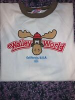WALLEY WORLD VINTAGE MENS TSHIRT National Lampoon Vacation COLLECTIBLE XL