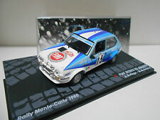 FIAT RITMO 75 ABARTH RALLY MONTE CARLO 1980 BETTEGA EAGLEMOSS IXO 1/43