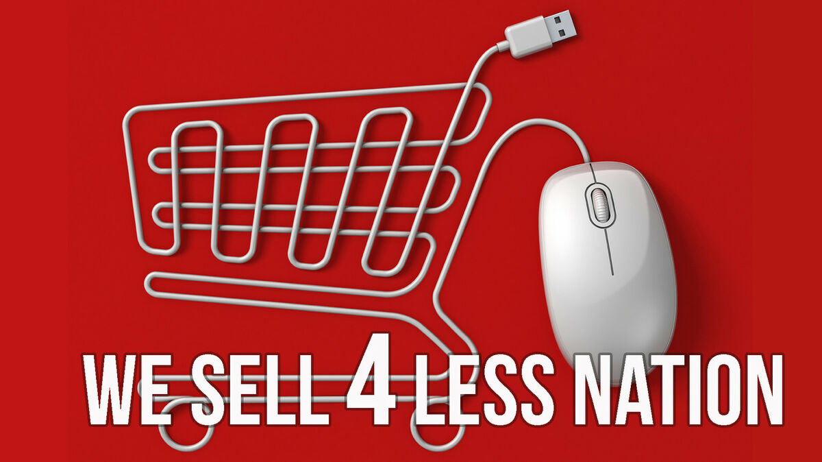 We Sell 4 Less Nation
