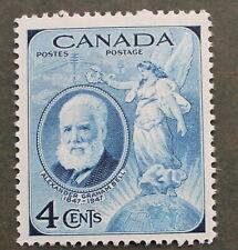 Canada Stamp  # 274 4 cent Alexander Graham Bell 1947 MNH