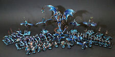 DARK ELVES PRO PAINT FULL ARMY QUICK SHIP AND SAFETLY
