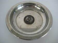 Vintage Great Dane Club of America Pewter Dish w/ Medallion Preisner Pewter 2089