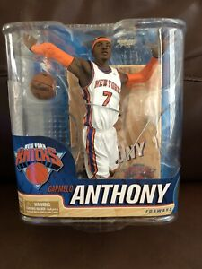 NBA MCFARLANE Series 20 Carmelo Anthony New York Knicks, NEW