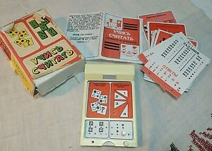 Toy board magnetic game Learn to read and count vintage USSR russian