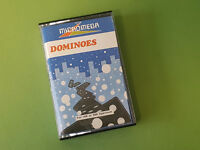 Dominoes Sinclair ZX Spectrum 16K / 48K Game - Micromega (SCC)