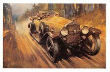 Nostalgia Postcard Isotta-Fraschini Motor Car, 1926 Repro Card #N4121