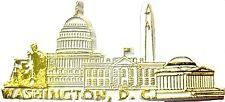 Washington D.C. Souvenir Fridge Magnet