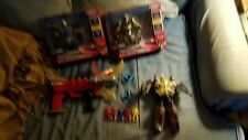 Power Rangers Super Megaforce Toys & 5 Power Ranger Keys