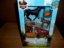 NEW RAY COUNTRY LIFE FARM ANIMALS HORSES