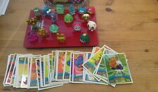 MOSHI MONSTERS ROX COLLECTION BOX LIMITED EDITION  PLUS CARDS