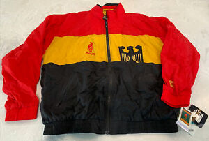 Vintage Starter Jacket 1996 Atlanta Olympic Games Germany Team XL New With Tags