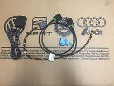 OEM AUDI Q7 A8 A6 S6 S8 GPS NAVIGATION FIBER OPTIC CABLE & GPS ANTENNA  SET