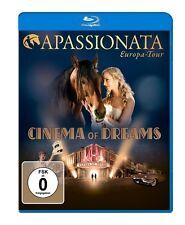 APASSIONATA-MAGISCHE BEGEGNUNGEN - CINEMA OF DREAMS   BLU-RAY NEU
