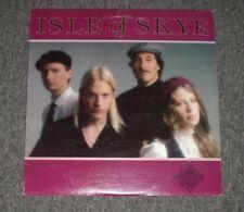 Isle Of Skye~Self Titled LP~1983 Celtic Folk~AUTOGRAPHED / Signed~FAST SHIPPING!