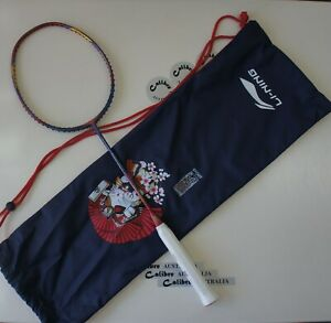 Li-Ning AERONAUT 9000C Ltd Control Badminton Racquet, Launch for Olympic Version