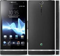 "Original Sony XPERIA S LT26i 32GB Unlocked Smartphone 12MP 4.3"" GPS White/Black"