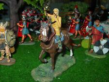 1 x original Germania Figur zu Pferd, 7 cm, sehr schön, selten, top !