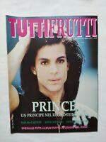 RARE TUTTIFRUTTI N. 83 AGOSTO 1989 PRINCE PAUL MCCARTNEY TUTTE LE DONNE DEL ROCK