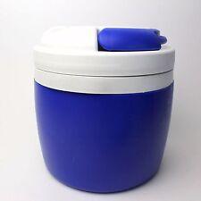 Igloo One Gallon Elite Cooler Jug Blue Insulated Drink Holder Dog K9 Bowl 1